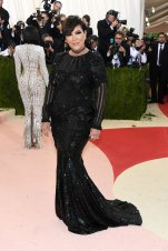 Kris Jenner - Balmain Met Gala 2016